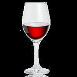 מרלו – כוס יין עשויה זכוכית
