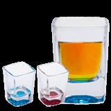 מוחיטו – כוס שוט מרובעת