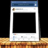 מסגרת פייסבוק דגם 1