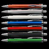 ריילי – עט ג'ל עם שילובי מתכת