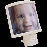 מנורת לילד עם תמונה