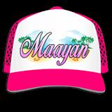 כובע מודפס מס 4
