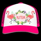 כובע מודפס מס 6